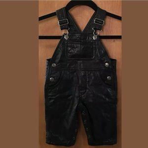 Wilson's Leather Baby Overalls Bibs Overalls Cute!